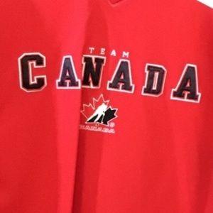 TEAM CANADA jersey NIKE small